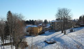 castelvecchio d'inverno